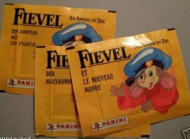 Fievel stickers